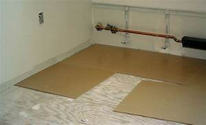Floor underlayments for Underlay for vinyl flooring bathroom