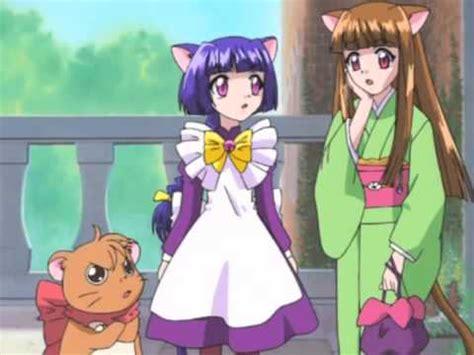 anime bergenre comedy magician cat episode 1 comedy magical
