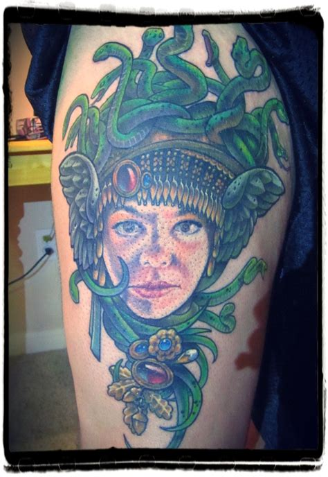 thigh tattoo images designs