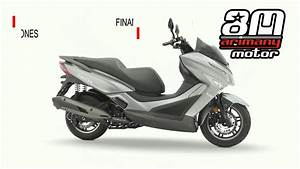 Nuevo Kymco Grand Dink 125  300