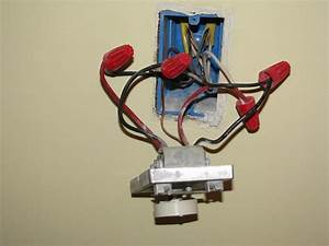 Wall Heater Thermostat Wiring  Wall  Free Engine Image For