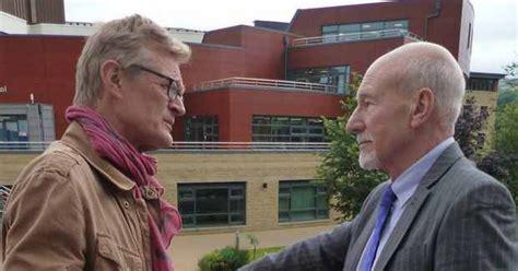 patrick stewart huddersfield uni huddersfield stars in bbc 2 s town what did you think
