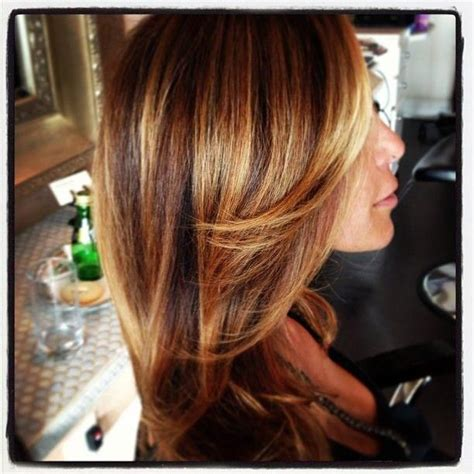 butterscotch hair ideas  pinterest