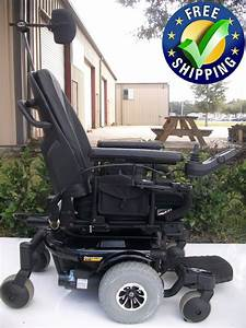 Pride Mobility Quantum 610 Power Chair