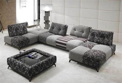 canape exterieur haut de gamme canapé divina tissu ou cuir modulable aerre insensé mobilier