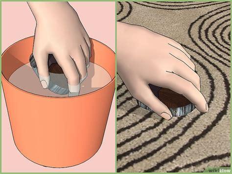 pulire i tappeti con bicarbonato 3 modi per pulire i tappeti con l aceto wikihow