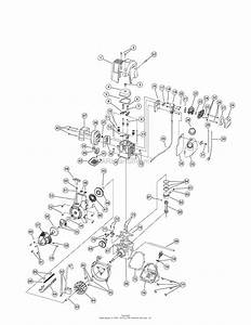34 Troy Bilt Snowblower Parts Diagram