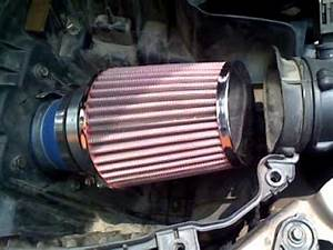 Dodge Neon 2000 Custom Air Filter Short Ram K&N