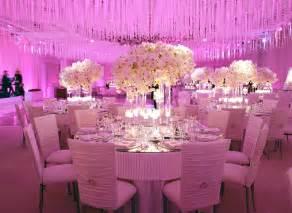 wedding reception decor decoration