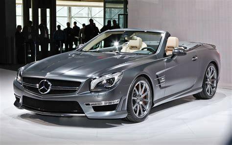 2018 Mercedes Benz Sl65 Amg First Look Motor Trend