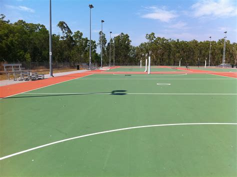 netball court netball northern territory