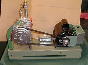 Homemade Oil  Air Pump From Car Parts  3 Steps