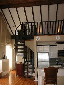 Residential Spiral Staircases