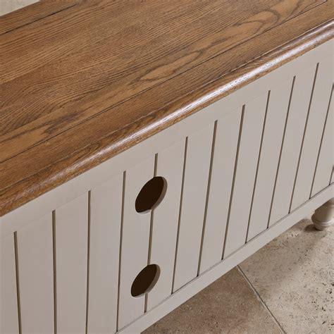 Rustic Oak Corner Tv Cabinet Quercus Living Shay Corner Tv Cabinet Painted Solid Oak Oak Furniture Land