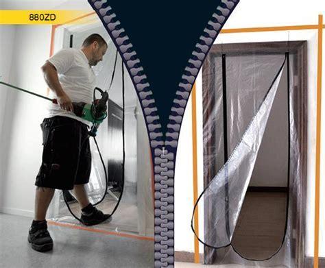 Temporary Plastic Doors : Floor & Wall Solutions, Carpet