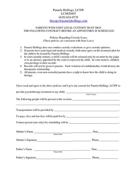 joint custody best photos of joint custody agreement template joint custody parenting plan exles joint