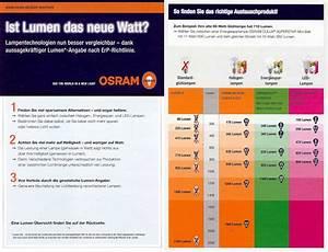 Umrechnung Lumen Watt Led Tabelle : o ~ Watch28wear.com Haus und Dekorationen