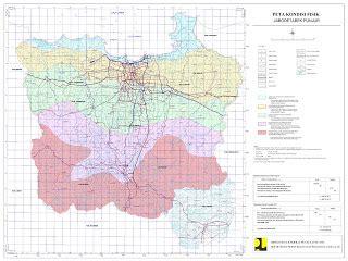 peta geologi kota malang  hitam manis
