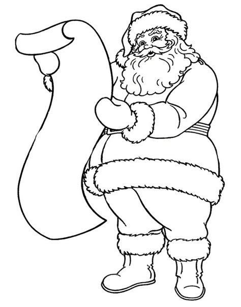 best drawi g of santa clause with chrisamas tree santa drawings and print these drawing of santa