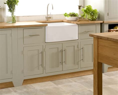 farrow and grey kitchen cabinets farrow grey with wood countertops our 9872