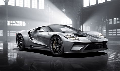 Ford Car : Is The Ford Gt A Cheater Car?