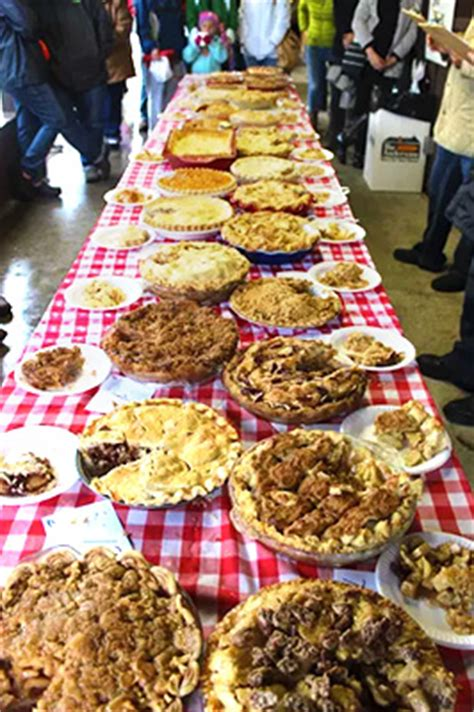01578 Mercier Orchards Coupon by Annual Apple Pie Competition At The Apple Stir Fall