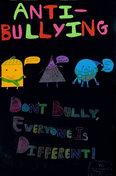 anti bullying competition