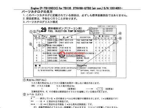 takeuchi excavator tb bgz  parts manual auto repair manual forum heavy equipment