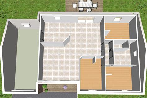 Maison De Plain Pied 5 Pièces 3 Chambres Cp13