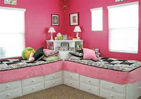 Great Nursery For Two Girls