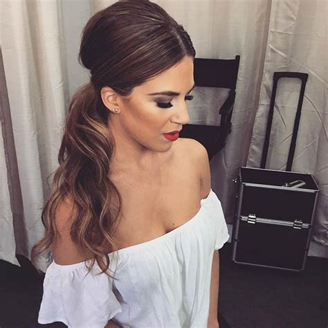 Ponytail Hairstyles For by 45 Ponytail Hairstyles For Special Occasions