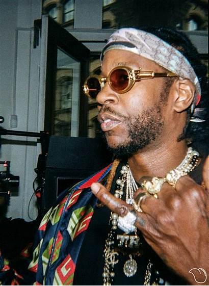 Chainz Rings Trap Gucci