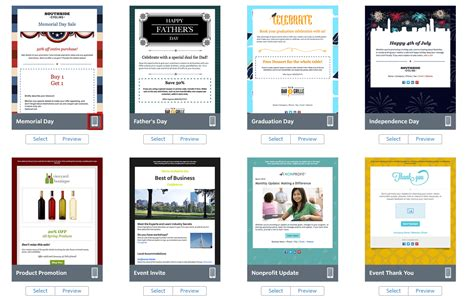 constant contact email templates constant contact review powerful email marketing made simple