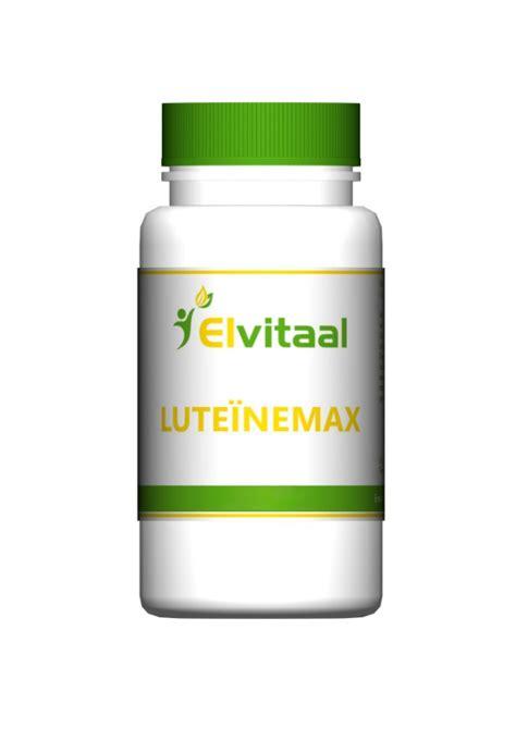 Luteīns un mellenes acu veselībai. ELVITAAL LUTEÏNEMAX