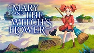 Mary and the Witch's Flower - Official Trailer - YouTube