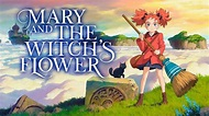Mary and the Witch's Flower - Gorgeous Anime Film Is Held ...