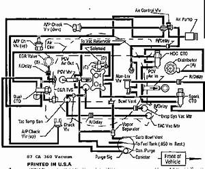 U0026 39 87 Gw Vacuum Diagram Needed