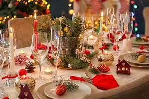 Table De Noel Traditionnelle : on adore une table de no l en rouge et blanc blog la ~ Melissatoandfro.com Idées de Décoration