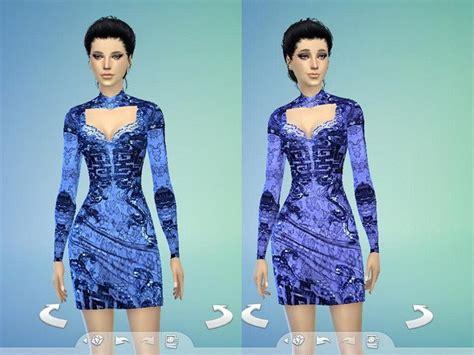 Short Japanese Dress At Tatyana Name » Sims 4 Updates