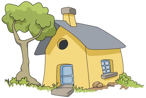 New House Clipart