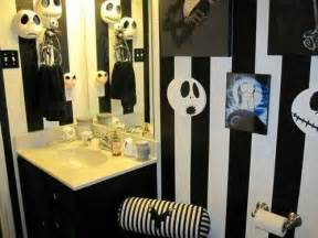 nightmare before christmas bathroom tim burton s art