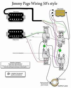 Split Coil Wiring Diagram Epiphone Guitar