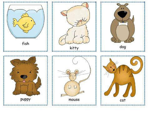learning and teaching with preschoolers pet shop go fish 102 | Petshopgofishcrds2