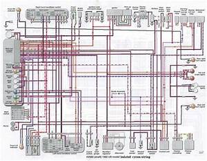 Yamaha Xv 535 Wiring Diagram Diagrams Schematics With