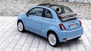 Fiat 500  U0026quot Spiaggina U0026 39 58 U0026quot   Una Serie Especial Que Rememora