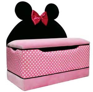 Minnie Mouse Large Toy Box