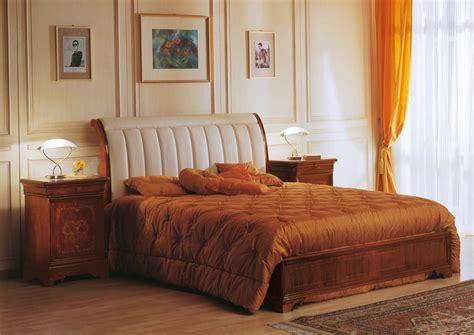 da letto in francese da letto 800 francese letto con testata in pelle