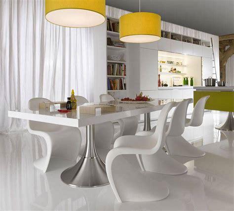 dinning room modern best modern dining room sets for 6