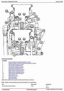 John Deere 318e  320e Skid Steer Loader With Manual