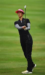 Michelle Wie Gold Nike Blazer Golf Shoes Sole Collector